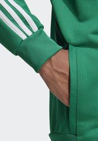 adidas Performance - TIRO 19 CLIMALITE TRACKSUIT - Training jacket - green - 7
