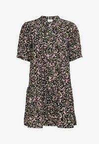 JDY - KLEID PRINT - Sukienka letnia - black - 4