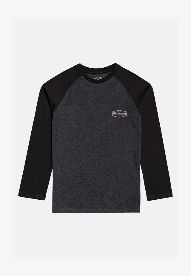 MONTANA - Long sleeved top - black