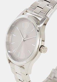 Esprit - MIT GLIEDERARMBAND - Watch - silver - 2