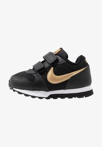 Nike Sportswear - RUNNER 2 - Trainers - black/metallic gold/white - 1