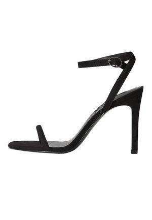 LALI - High heeled sandals - schwarz