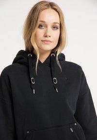 DreiMaster - Sweatshirt - schwarz - 3