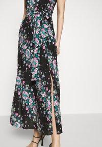 Diane von Furstenberg - ISLA - Denní šaty - lilac/black - 5