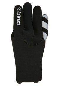 Craft - GLOVE 2.0 - Guantes - black - 5