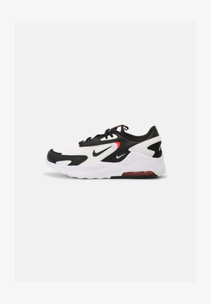 AIR MAX BOLT BG UNISEX - Sneakers laag - white/black/bright crimson
