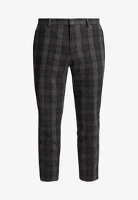 Shelby & Sons - TOTTON TROUSER - Trousers - grey - 3