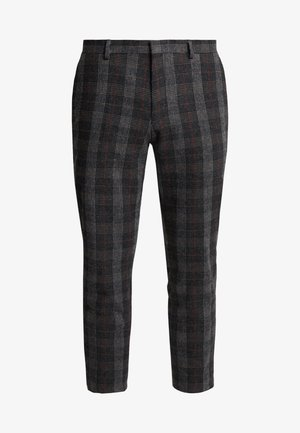 TOTTON TROUSER - Pantaloni - grey