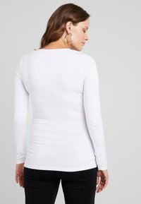 Seraphine - LAINA - Long sleeved top - white - 2