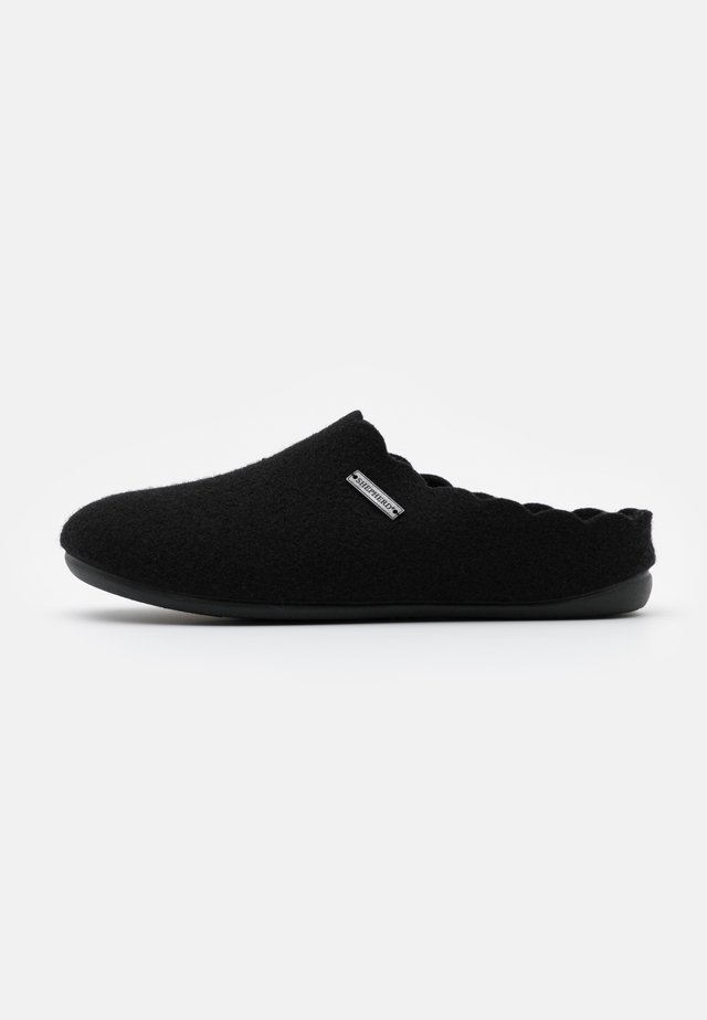 PAULINA - Slippers - black