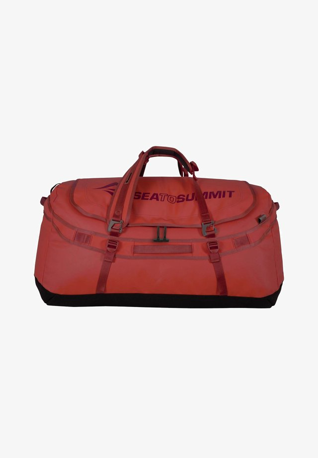 Holdall - red