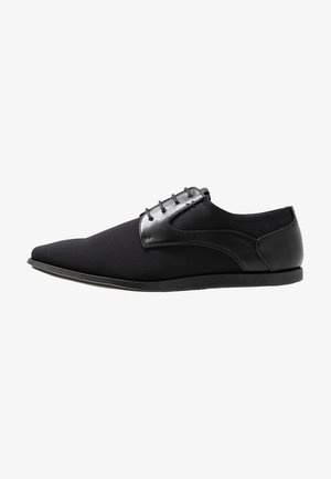 ZENO - Casual lace-ups - black