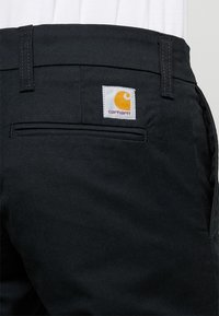 Carhartt WIP - SID LAMAR - Chino - black rinsed - 5