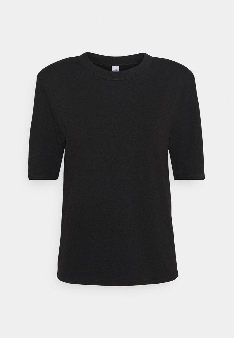 Won Hundred - CORA - Jednoduché triko - black