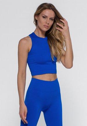 SHINY  - Sports bra - blue