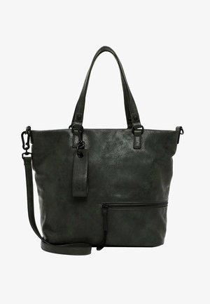 CHELSY - Tote bag - darkgreen