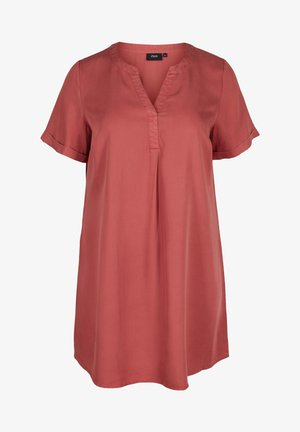 ECATRINE  - Vapaa-ajan mekko - red