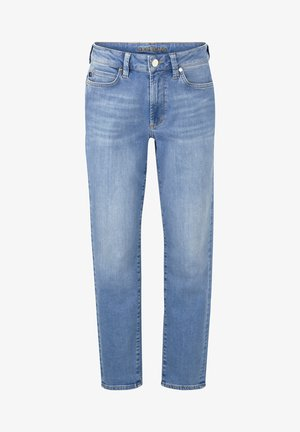 Slim fit jeans - soft denim blau