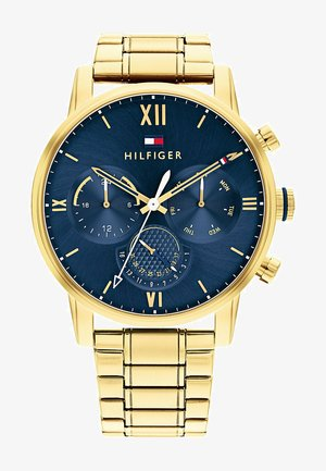 Zegarek chronograficzny - gold