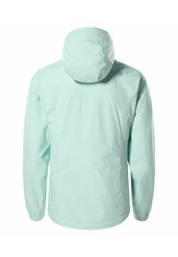The North Face - RESOLVE  - Waterproof jacket - turquoise - 1