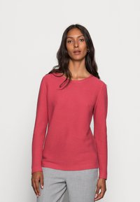 TOM TAILOR - SWEATER NEW OTTOMAN - Jumper - cozy pink - 0