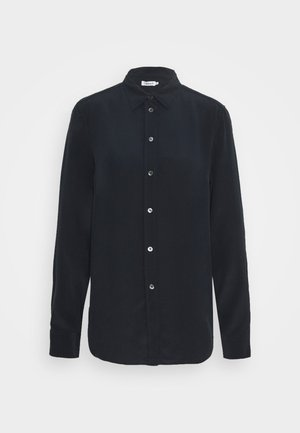 CLASSIC - Button-down blouse - navy