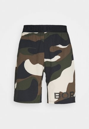AUGUST SHORTS - Sports shorts - olive