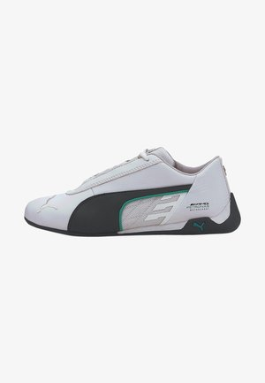 Trainers - puma white-puma black