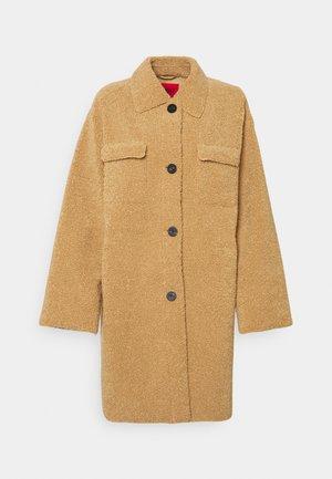 MELESA - Klasický kabát - light/pastel brown