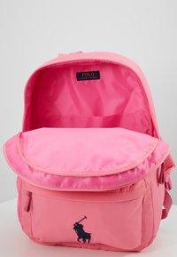 Polo Ralph Lauren - BIG BACKPACK - Batoh - baja pink - 4