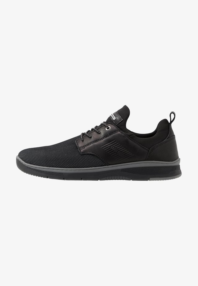 PORTHOS - Trainers - black/grey