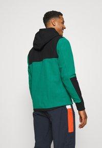 Ellesse - AMALFON OH HOODY - Fleece jumper - dark green - 2