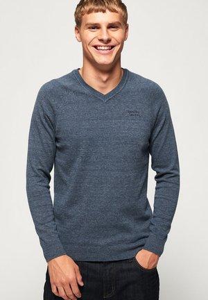 ORANGE LABEL - Sweatshirt - blue