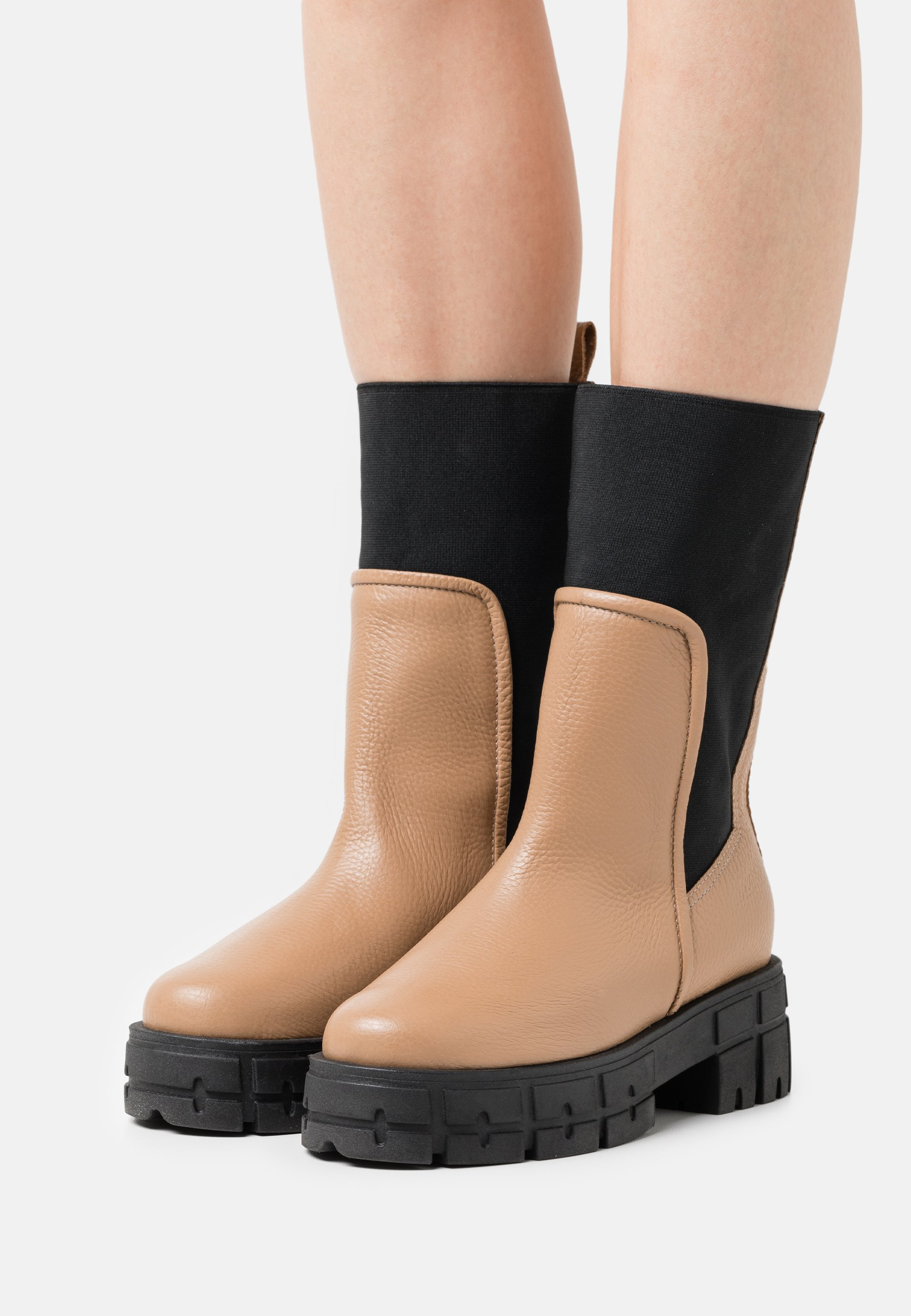 Women HELLO AND GOODBYE - Platform ankle boots
