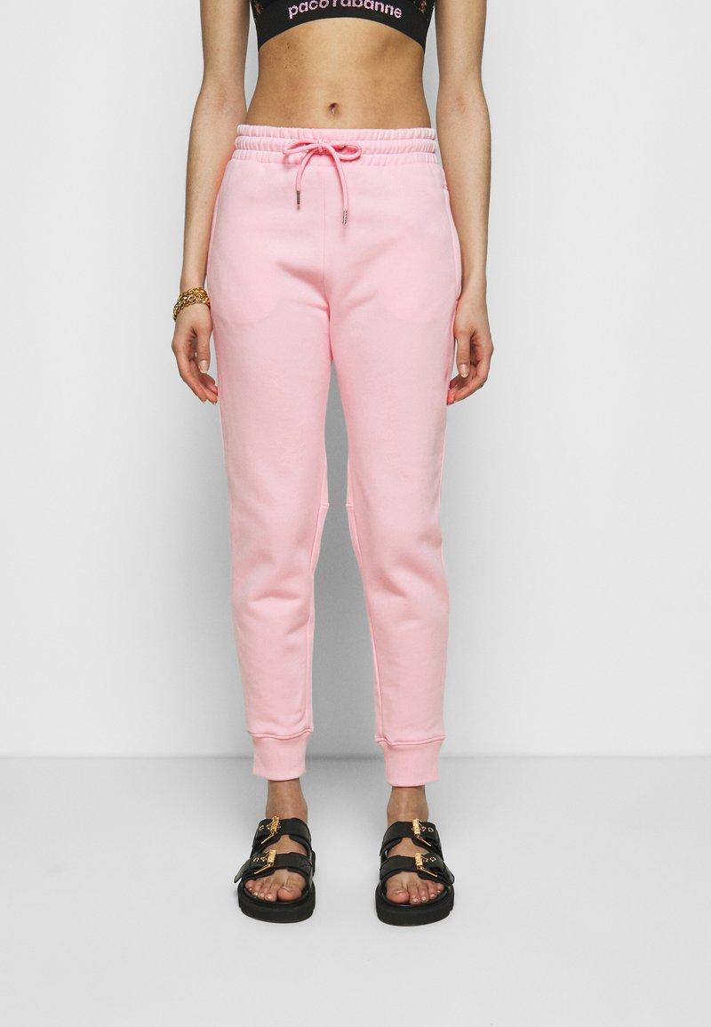 Paco Rabanne - Spodnie treningowe - pink