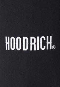 Hoodrich - FLEX CARGO JOGGERS - Cargo trousers - black/red - 2