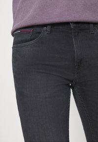 Tommy Jeans - SCANTON  - Slim fit -farkut - black - 3