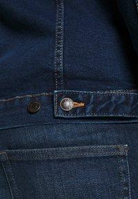 Denim Project - KASH JACKET - Džínová bunda - dark blue - 5
