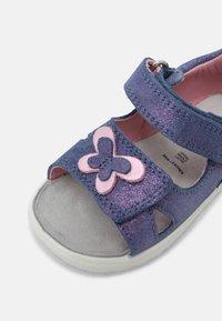 Superfit - Sandals - blau/rosa - 6