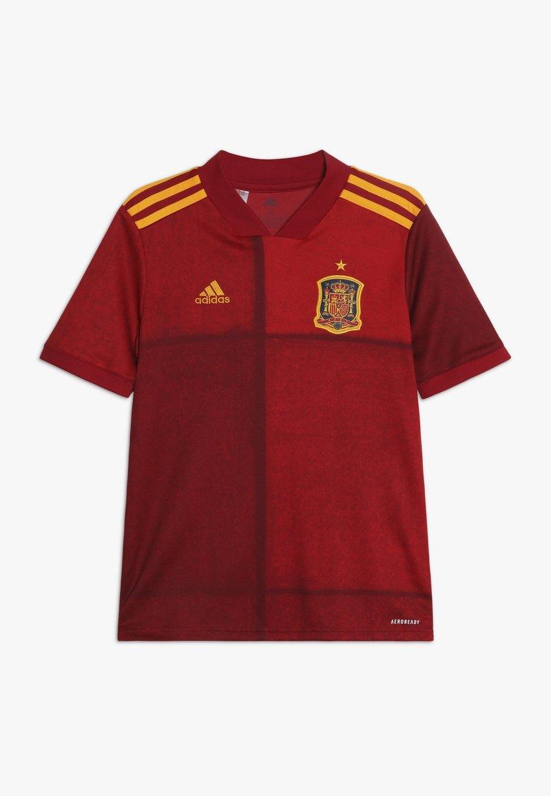 adidas Performance - SPAIN FEF HOME JERSEY - Equipación de selecciones - vicred