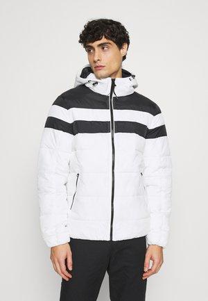 AGRIPPA - Zimní bunda - offwhite