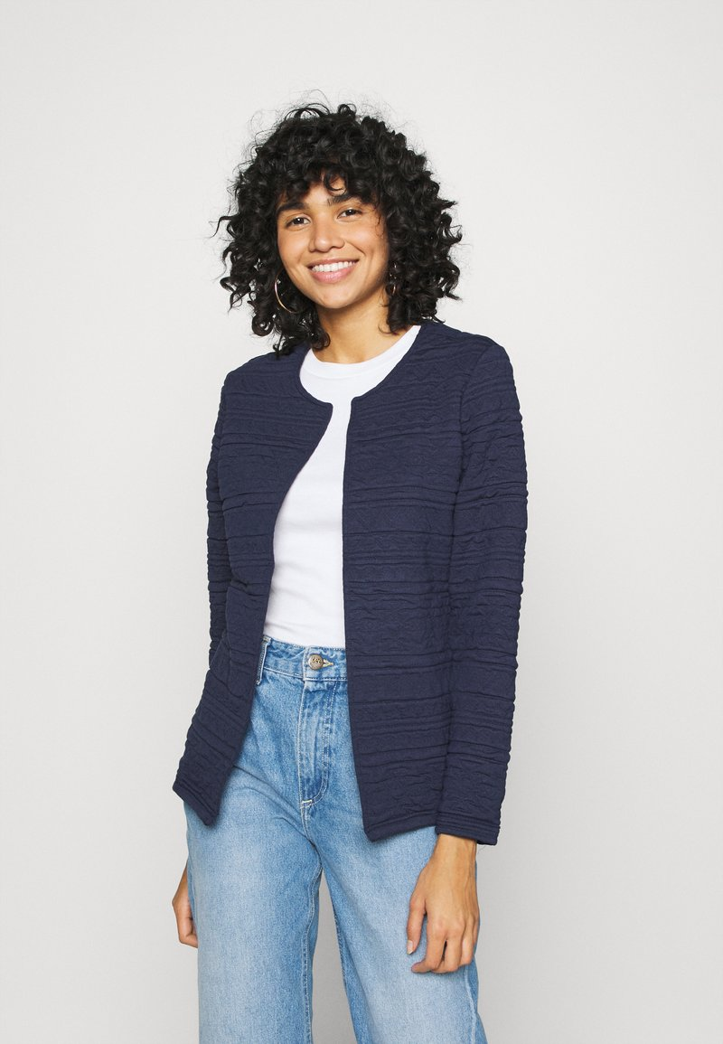 ONLY - ONLMYA   - Cardigan - mood indigo