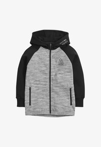 Next - Zip-up hoodie - grey - 0