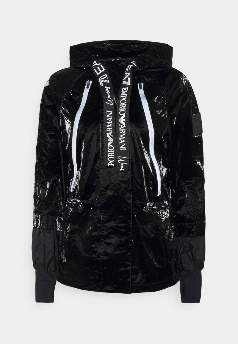 EA7 Emporio Armani - Summer jacket - black