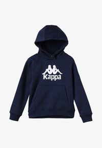 Kappa - TOPEN UNISEX - Sports shorts - navy - 2