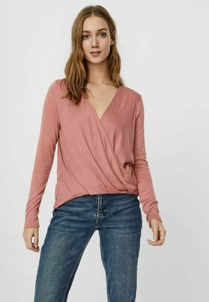 Blouse - old rose