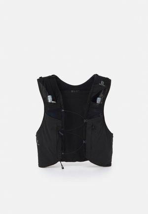 SENSE PRO 10 SET UNISEX - Hydration rucksack - black