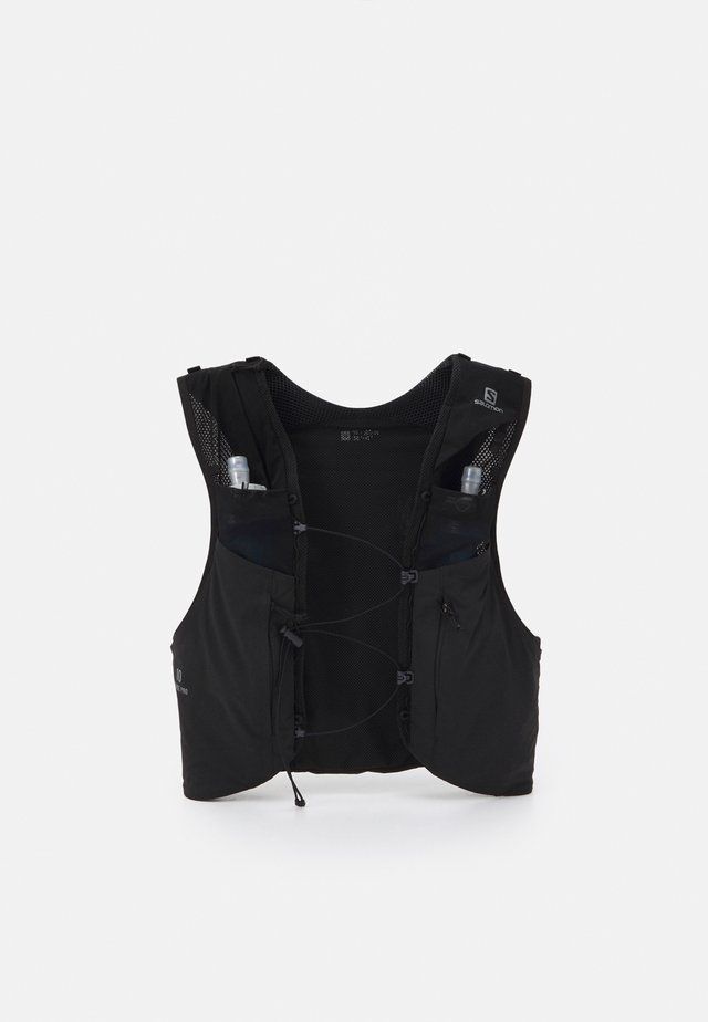 SENSE PRO 10 SET UNISEX - Turistický ruksak s hydrovakem - black