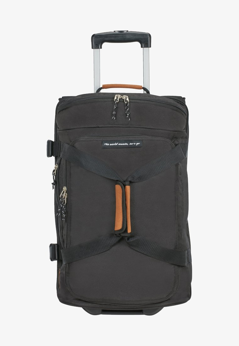American Tourister - ALLTRAIL - Wheeled suitcase - black
