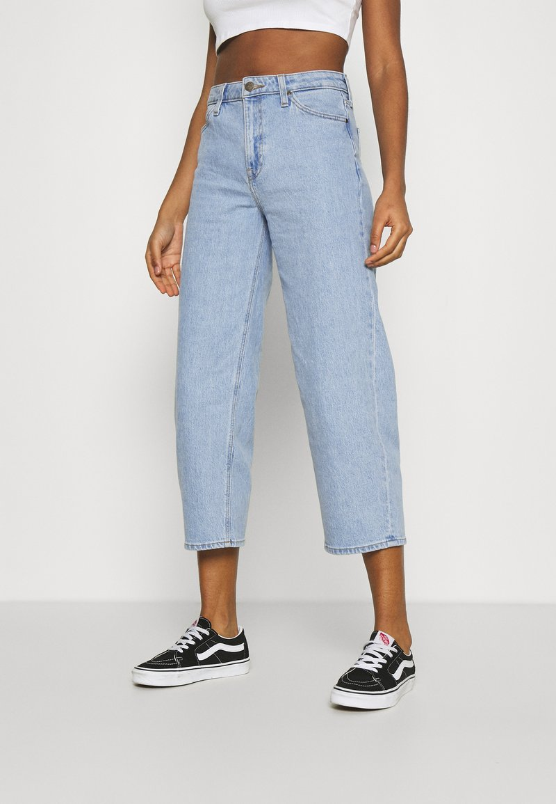Lee - WIDE LEG - Jeans relaxed fit - light alton